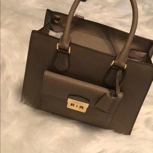 Brand New Taupe Michael Kors Bag